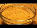 Панировочные сухари Рецепт Бабушки Эммы