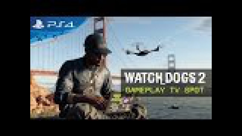 Watch Dogs 2 - Gameplay TV Spot