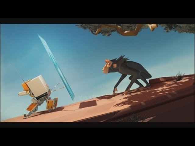 Burning safari - Animation Short Film 2006 - GOBELINS