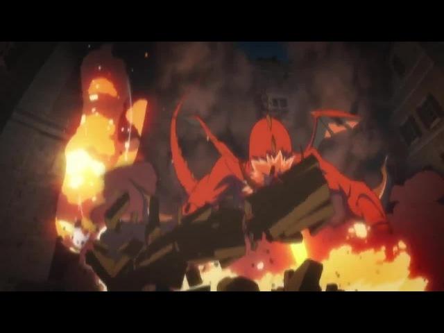 Shingeki No Bahamut soul virgin 「AMV」Up In Flames