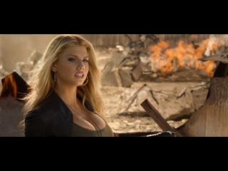 Carl's Jr. & Call of Duty Black Ops 3 - Совместный ролик