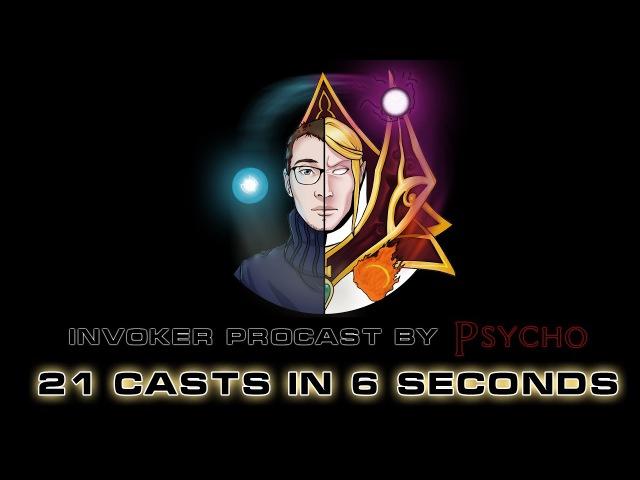Invoker's Procast by Psycho