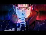 AMV Unfair world of shinobi - Мыслеасфиксия Pain compilation