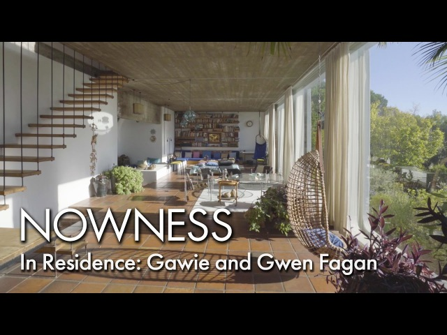 In Residence Gawie and Gwen Fagan