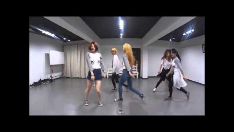 [MIRROR]식스센스(Sixth Sense)-Barbie Bunny(바비버니)_Practice