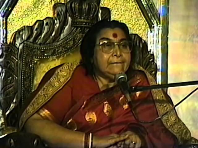 Пуджа шри Хамсе - Чакре 28 05 1990 г