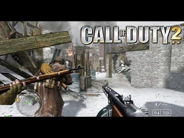 Call of Duty 2-9 БРАТ ЗА БРАТА