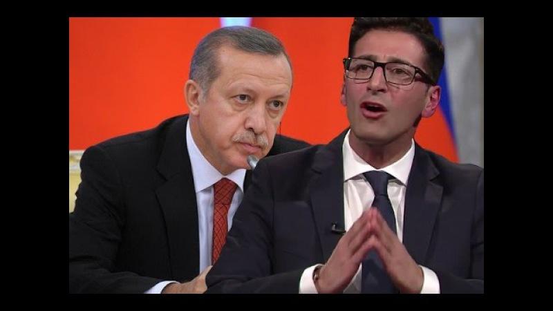 Efgani Dönmez WÜTEND über Erdogan, Türkei , EU ! | IM ZENTRUM 13.03.2017