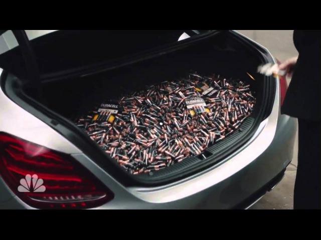 Mercedes trolluje branżę elektrycznych samochodów w SNL