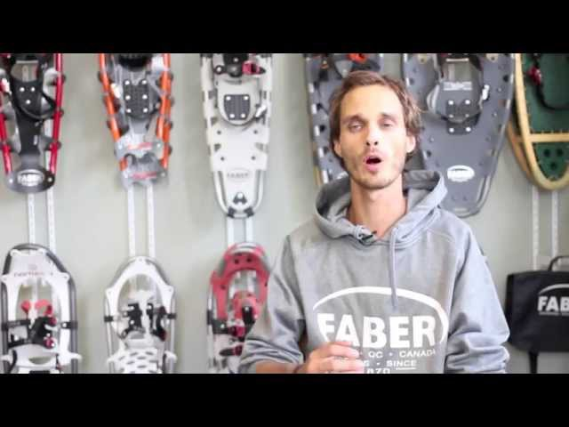 How to choose the right snowshoes