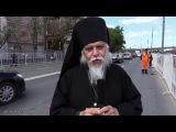 Очередь надежды. Интервью Епископа Пантелеймона в очереди к Мощам св. Николая