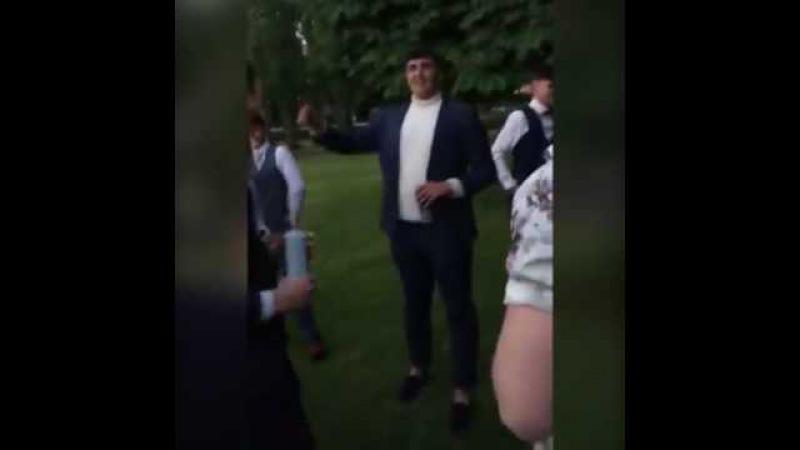 Hilarious Irish lads pre drinks speech