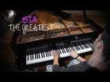 SIA - The greatest (Piano cover)
