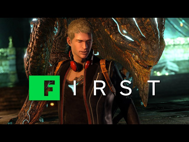 Scalebound 8-Minute Extended Gameplay Demo - IGN First
