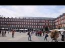 Madrid: Le piazze e le strade. Le processioni pasquali,