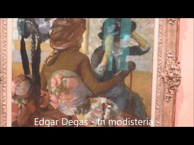 Madrid i musei e le opere darte.