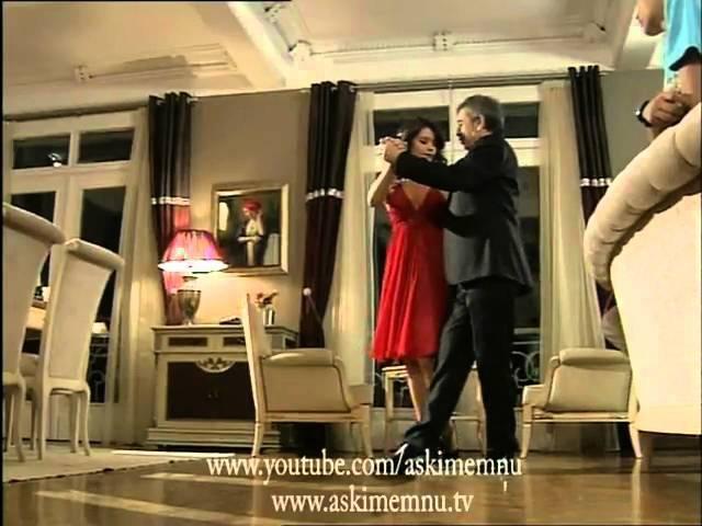 Aşkı Memnu 75.Bölüm - Beren Saat ve Selçuk Yöntem - Tango Sahnesi
