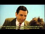 La Mer Charles Trenet French English Lyrics Paroles Mr. Bean Beach