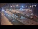 ДТП на перекрёстке Шахтёров и Терешковой в Кемерове