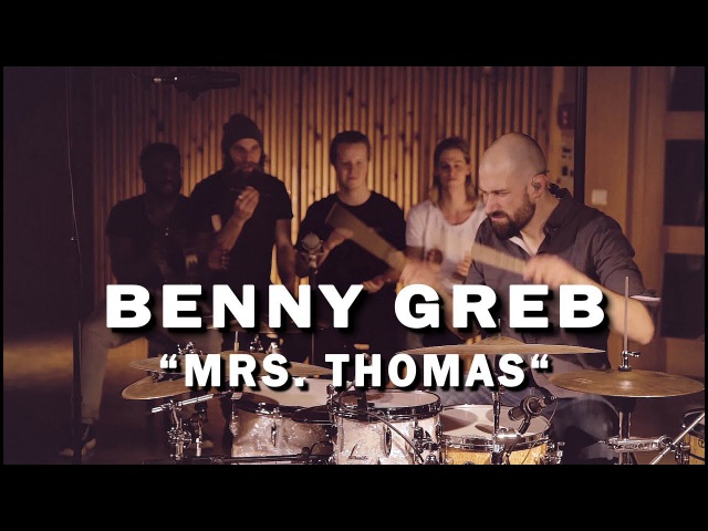 Meinl Cymbals - Benny Greb Mrs. Thomas