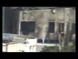 Zionist Saudi Airstrikes on civilian homes in Sanaa , Yemen (Saudi Terror)