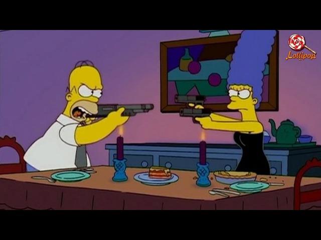 Симпсоны - Лучшие моменты. LP 1902 Мистер и миссис Симпсон. Крутой Милхаус.