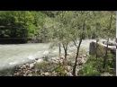 Абхазия 2017 ) горные реки