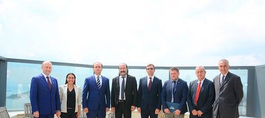 Участники делегации провели деловые переговоры с рядом турецких компаний
