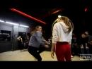 Masha vs. Sandra W.I.N. dancehall battle