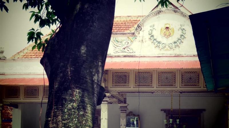 Джокьярта Дворцовый комплекс Кратон