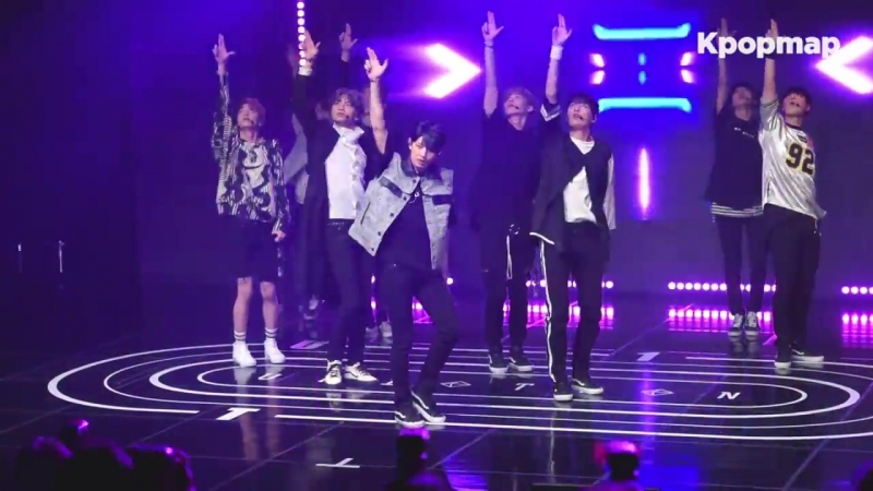 [170629 SHOWCASE] UP10TION STAR;DOM Comeback Stage - RUNNER
