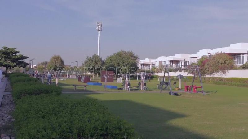 Spacious Cedre Villas Dubai Silicon Oasis