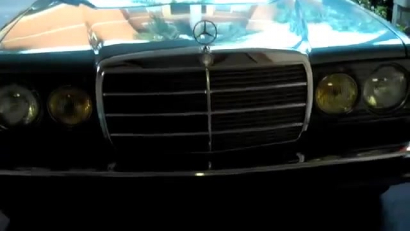 Mercedes 600CD - W123 Turbodiesel Coupe