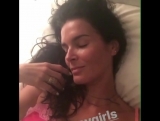 From Angie Harmon's instagram