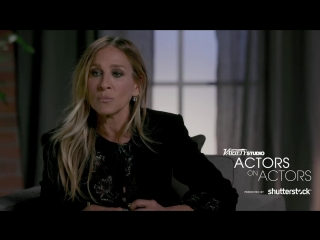 Actors on Actors_ Sarah Jessica Parker and Michelle Pfeiffer (Full Video) #topnotchenglish