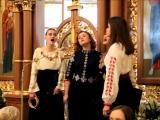 Різдвяний концерт колядок у м.Новояворівськ УГКЦ, за участі дівочого квартету Лілея