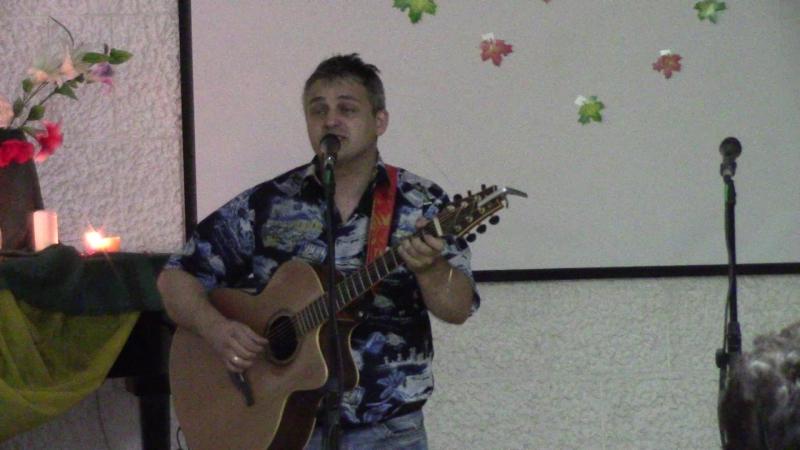 Дмитрий Обухов (авт и исп) Бардовские костры и Дворник