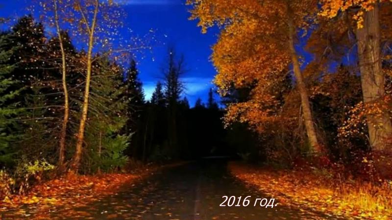 Дорога в осень -2 (Т. Захарова - В. Каляда)