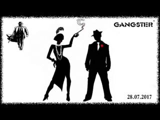 WANTED THE HAPPY COUPLE GANGSTER*S