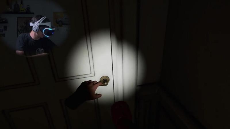 ПАРАНОРМАЛЬНОЕ ЯВЛЕНИЕ в PlayStation VR 1