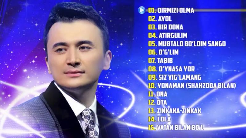Ulugbek Rahmatullayev - Qirmizi olma albom dasturi 2016.mp4