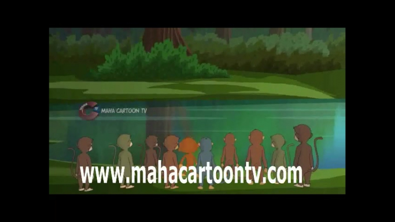 Panchatantra Ki Kahaniya | Hindi Cartoon | Nadi Ka Rakshas