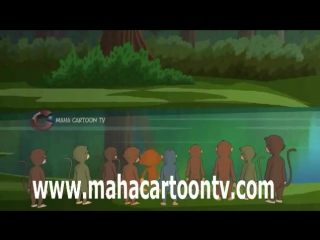 Panchatantra Ki Kahaniya | Hindi Cartoon | Nadi Ka Rakshas