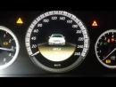 EL-СЕРВИС Корректировка спидометра Mercedes w212 с цветным дисплеем по OBD