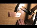 Как сделать надпись на металле ( Химическая гравировка)