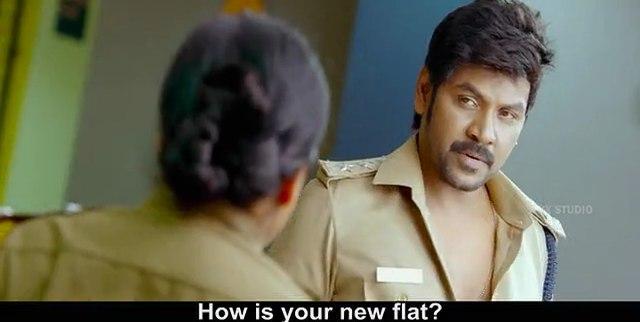 Motta Shiva Ketta Shiva Tamil 2017 Movie Sample 2