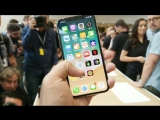 iPhone X hands-on live from Apple Event 2017