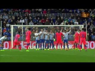 Malaga vs Las Palmas 1_