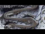 Самая сложная автомобильная дорога - 29 крутых поворотов. Перевал Христа Спасителя