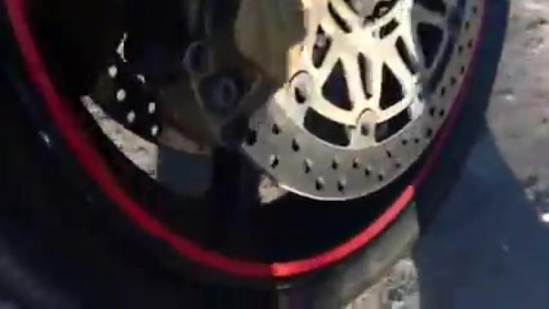 6 обзор от Миши Табуреткина хонда флейм блейд